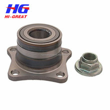 Factory price 28BWK12 rear automotive wheel hub bearing unit for Toyotas Corolla 42409-19015