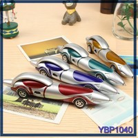 kids funny stationery car ball pen spring from big ballpoint pen manufacturer