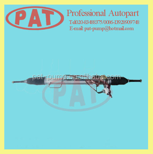 HYDRAULIC LEFThand steering gear box MR333500 for MITSUBISHI FOR L200 4WD