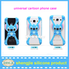 Latest fashion Protective smartphone case silicone rubber cute mobile phone cover wholesale