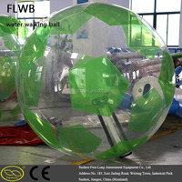 Giant bubble jumbo water ball inflatable water walking ball rental human hamster water ball