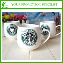 ceramic coffee mug with custom logo