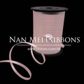 Pink color Curling Ribbon for balloon use