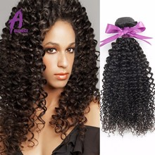 Hot Sales Straight Shoulder Length Brazilian Tight Curly Hair