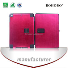 aluminum trolley For ipad air cover made in china