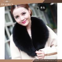 Wholesale fox fur collar , fox fur neckwear fur scarves