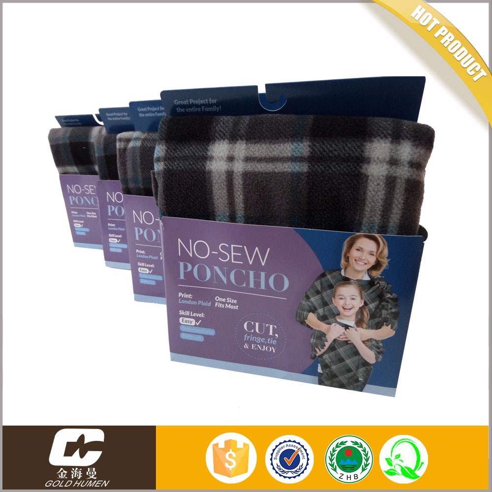 Easy DIY New Design Kids Shawl Women Scarf Wholesale Price Blanket