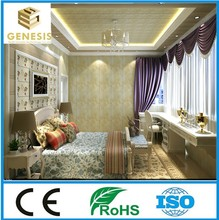 fire resistant decorative hospital sandwich wall panel