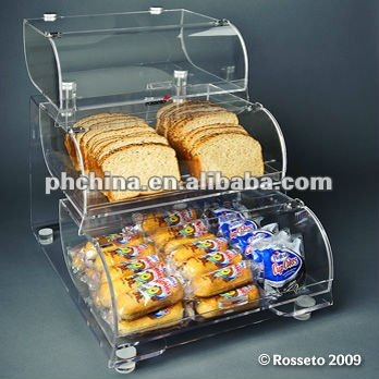 AN-253 Bakery Cases, Food Display, Acrylic Food Display Cases(Competitive Price)