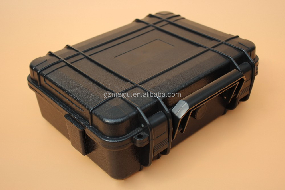 ABS Plastic sealed waterproof tool equipments case IP 67 degree safety portable tool box_27500466