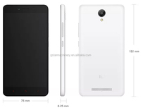 Hongmi mobile phone Note2 Redmi Note2 phones mobile phone price list