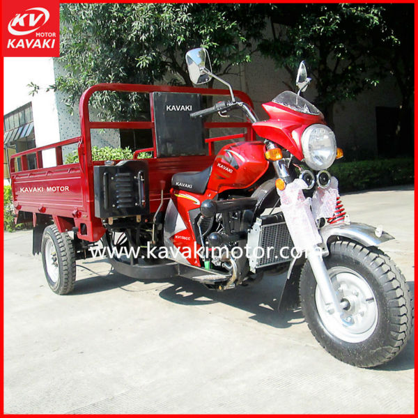 KAVAKI 250cc China Tricycle / Work Tricycle / Tuktuk Tricycles For Sale