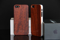 Laser Carved wooden material for iphone 5 cover