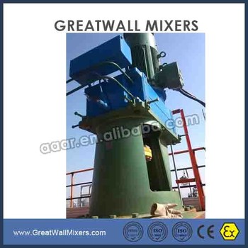 Petrochemical Agitator mixer