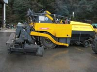 Asphalt Finisher (Mitsubishi)
