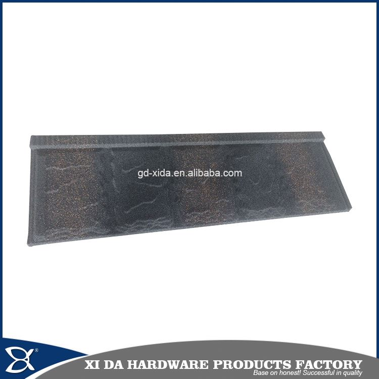 Manufacture price warehouse metal roof tile