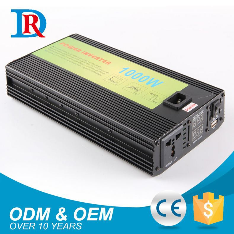 Alibaba Online Shopping 1000W Ups Output 220 Dc To Ac Power Inverters