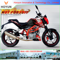 2017 New Design suit for South America HOYUN DUKE motorcycles