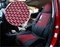2015 new design of the polyester car seat cushion