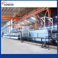 Wholesale Price High Quality FRP gutter making machine by Songhe