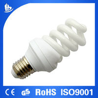 CE GS RHOS approved full spiral cfl daylight bulbs 6500k