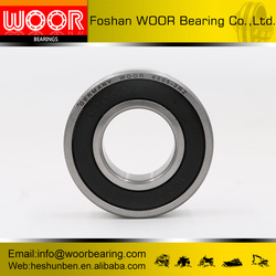 2016 new products with minimum lubrication 6205 deep groove ball bearings fishing reel bearings