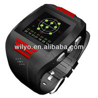 "GP85 1.54"" Watch Mobile Running GPS Watch Wrist Watch Personal GPS Trackers"