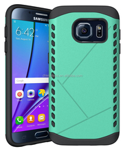 new rugged armor protection dual layer case for samsung galaxy S7
