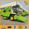 wholesale prices factory supplying corn combine harvester maize harvesting machinery