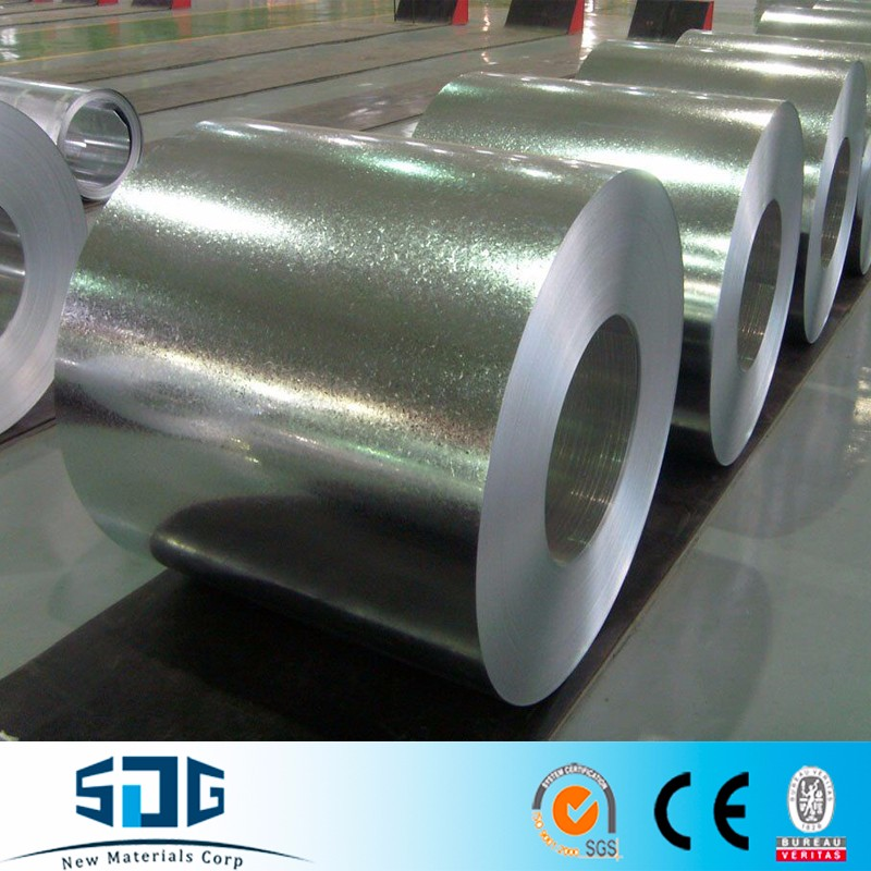 Galvanized galvalume Steel Coils zinc roofing sheet cheap building materials
