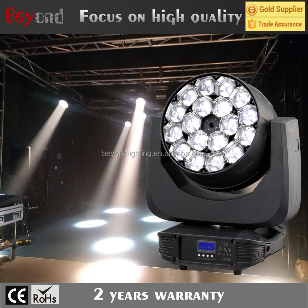 amazing products from china/4in1 300w led Beam Zoom Moving Head light