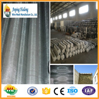 304 SS Knitted wire mesh for exhaust systems