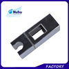 Bathroom Accessory Plastic Square Shower Head with Hose Bracket Holder for Square Pipe and Tubes