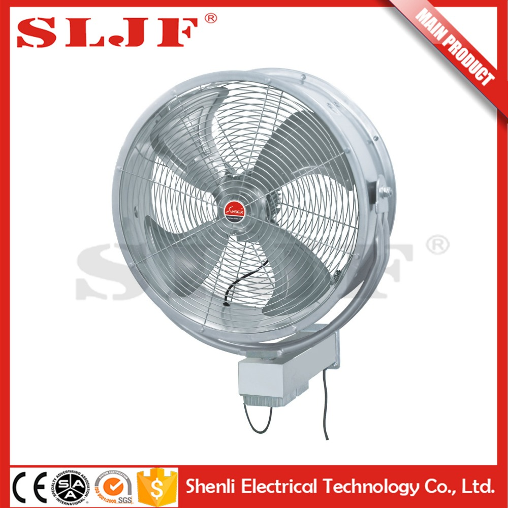 china alibaba 960r/min speed foxconn dc brushless oscillating fan