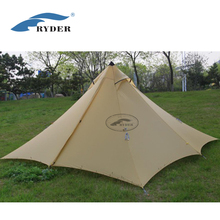 Wholesale Camping Outdoor Pyramid Teepee Tent