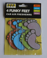 non- toxic food shape cute car air freshener,bulk car air fresheners
