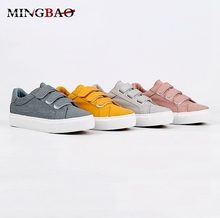 Classic Casual Canvas Breathable women shoes factory china