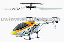 METAL 3CH RC HELICOPTER WITH GYRO