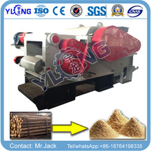 4-5T/H Hot sale drum type log wood sawdust making machine