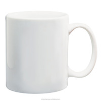 Wholesale Cheap Personalized 11oz Plain White Blank Ceramic Mug With Handle Microwave Safe