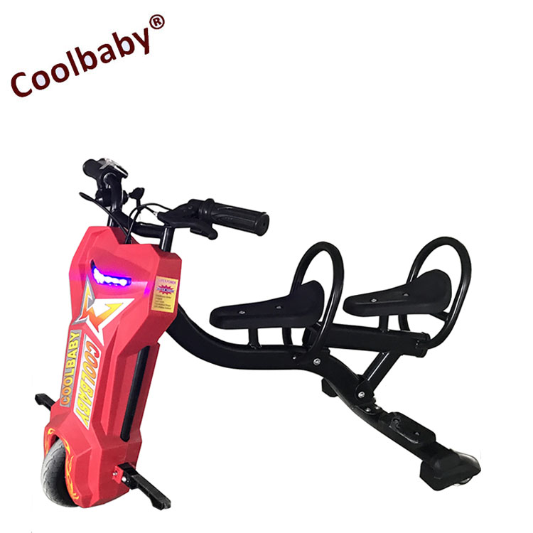 COOLBABY Chinese electric go carts powerful drift trike bikes for sale zhejiang scooter parts