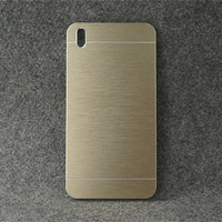 2016 New products Aluminium+PC Metal MOTOMO Case Cover for SONY Xperia Z5