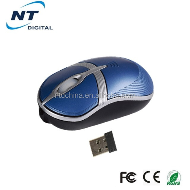 2.4g USB Wireless Beetle Mouse