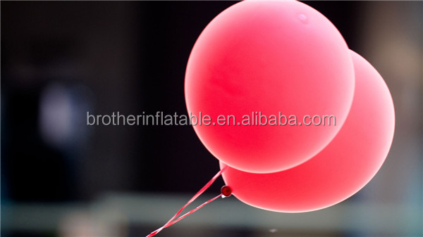 10inch pearl color round shaped latex balloon