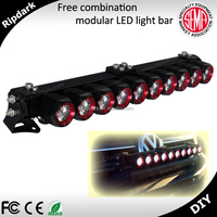 Auto lighting super bright newest design waterproof off road unique led driving lightbars