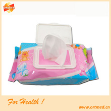 hand and face cleaning wet tissue paper, single Wet Tissue Paper