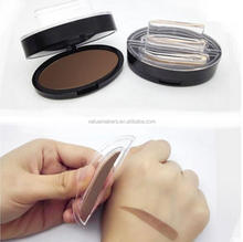 2017 Hot Selling eyeBrow Stamp Powder Eyebrow Stamp for Delicated Natural Perfect Enhance Eyebrow