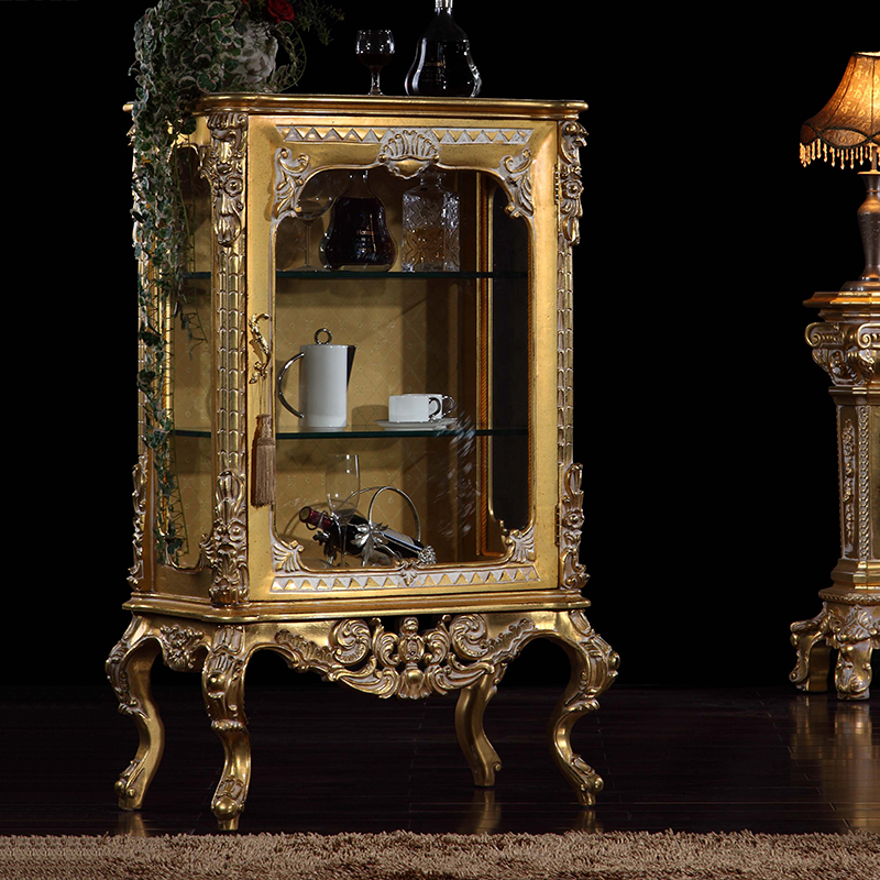 classique meubles pour la maison style rococo salon armoire provinciale fran aise table. Black Bedroom Furniture Sets. Home Design Ideas