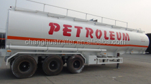 40000L/45000l Aviation kerosene TANK SEMI TRAILER WITH 3 AXLES