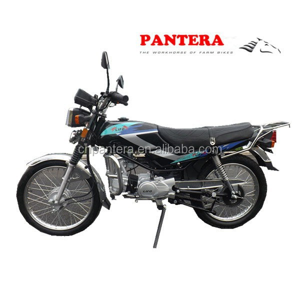 PT125-B Cool Design Hot Sale Powerful Engine 125cc Street Motorcycle For Mozambique